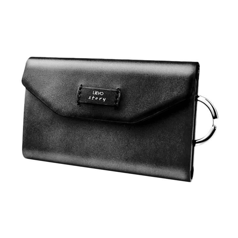 LIEVO Story - Key Holder Wallet - Black