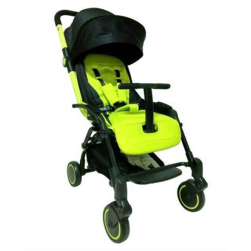 Cocolatte CL N700 Otto Pali Stroller Kerata Dorong Bayi - Yellow