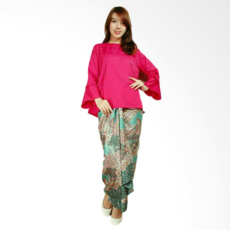 Pretty Ladies Batik Ailen Set Pakain Wanita - Fanta