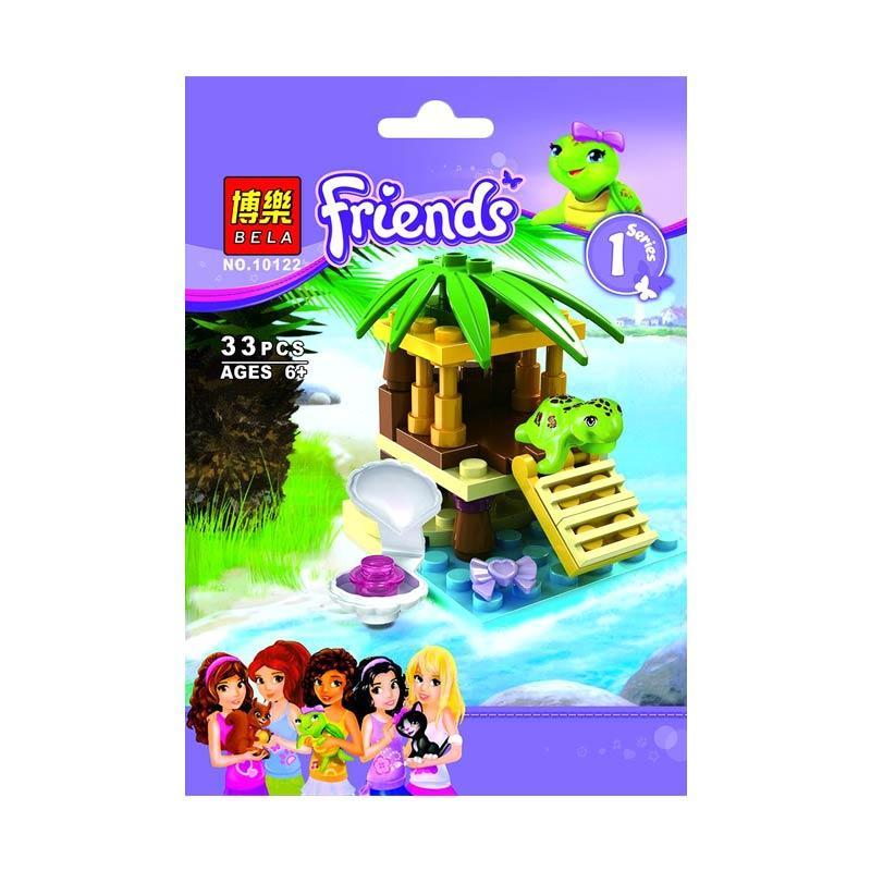 Bela 10122 Series 1 Eco Pack Mainan Blok dan Puzzle Mainan Anak