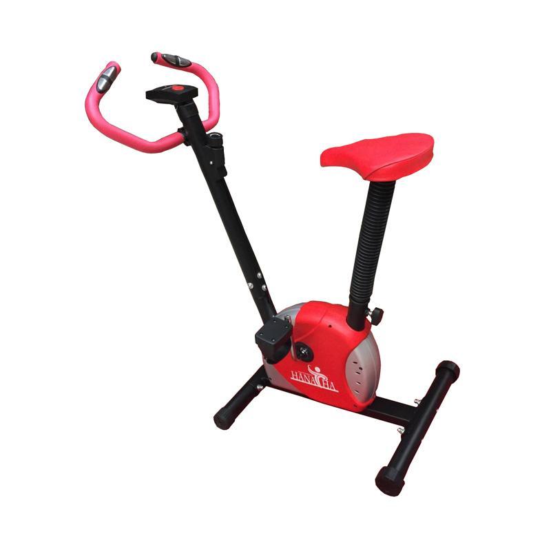 harga Hanatha Belt Bulat Sepeda Statis - Merah Blibli.com