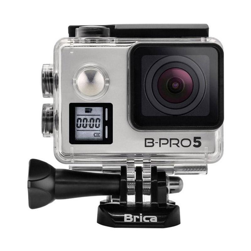 BRICA B-PRO 5 Alpha Edition Mark IIS AE2S Combo Brica Deluxe Action Cam - Silver