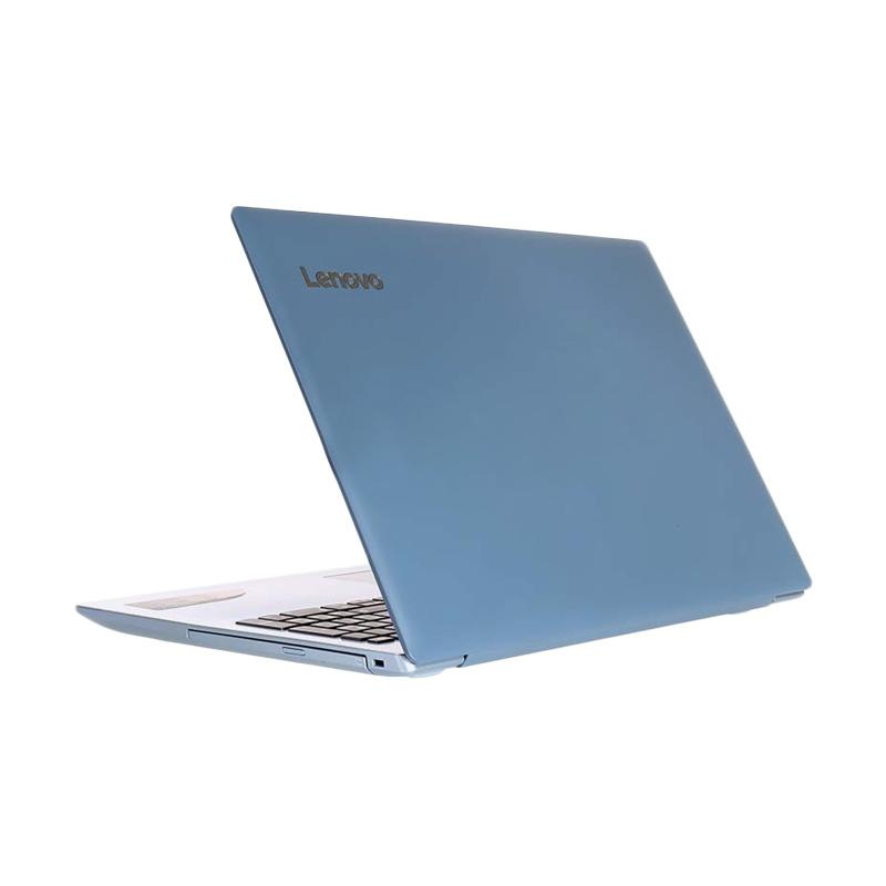 harga Lenovo IdeaPad 320 14AST-80XU00-4HID DENIM BLUE - [AMD A9-9420 3.0-3.60GHz/4GB/1TB/R5 M530 2GB/14