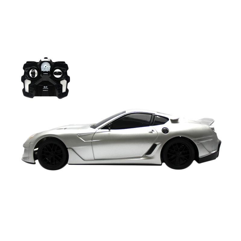 TLP RC Muscle Racing Car Mainan Remote Control - Silver