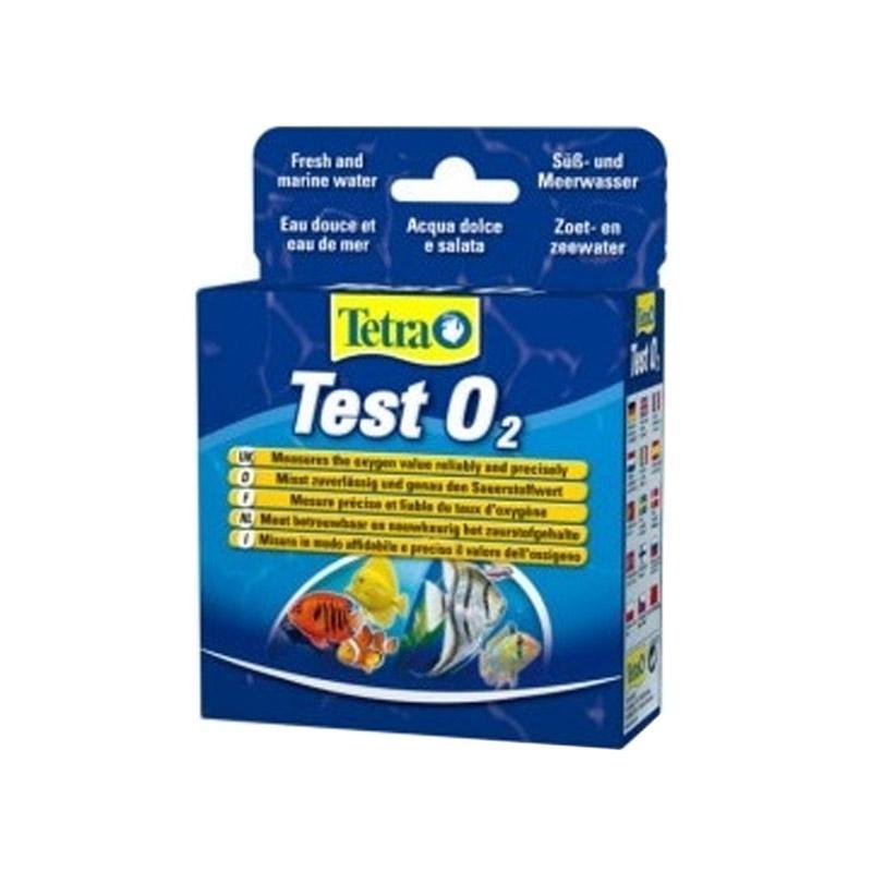 Tetra Oksigen Test