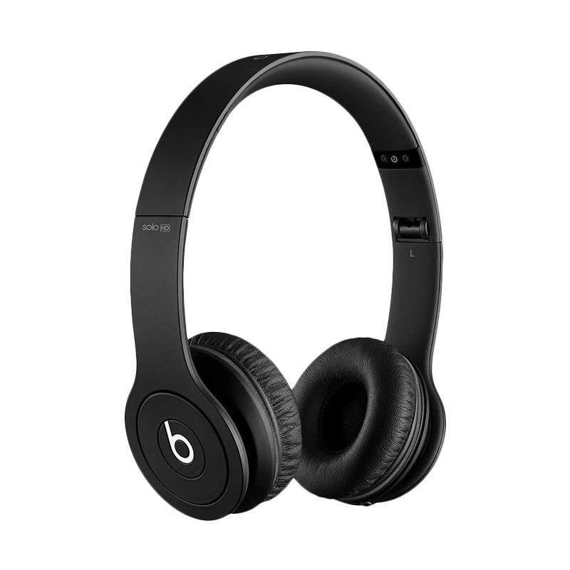 Beats Solo HD Wired On-Ear Headphone - Matte Black