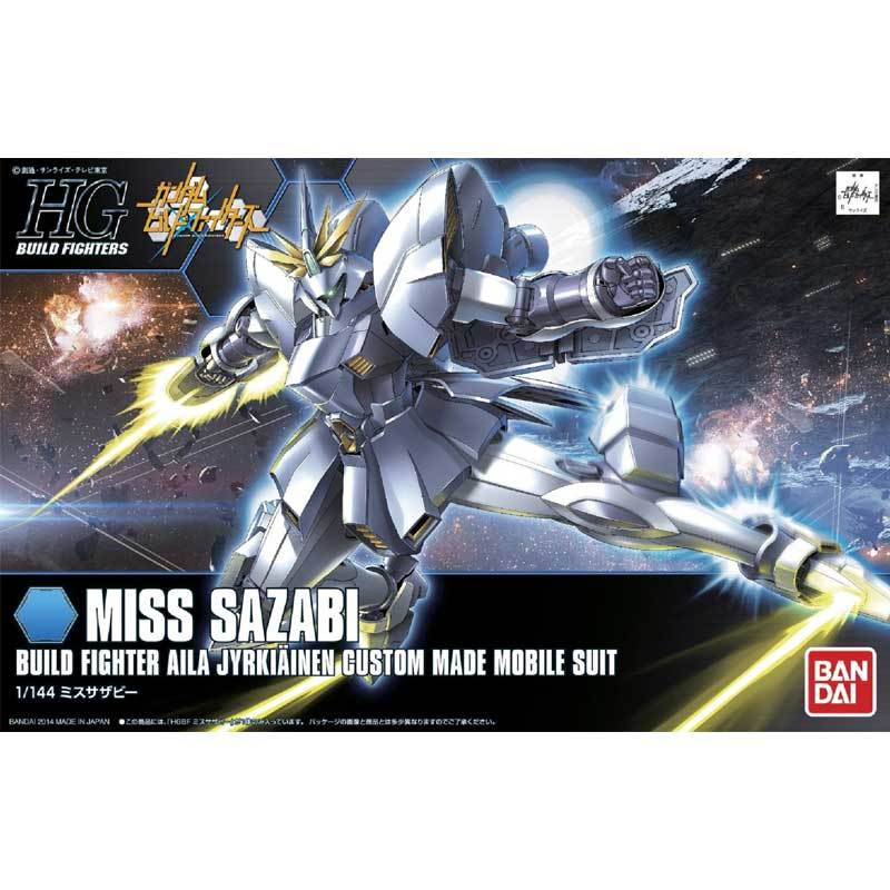 Bandai HGBF AC-01 Miss Sazabi Model Kit [1 : 144]