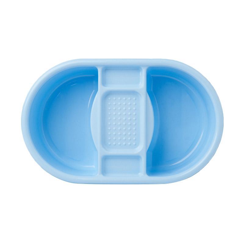 Mothercare 243058 Top n Tail Bowl Bak Mandi Bayi - Blue