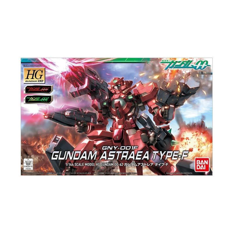 Bandai HGOO GNY-001F Gundam Astraea type-F Model Kit [1 : 144]