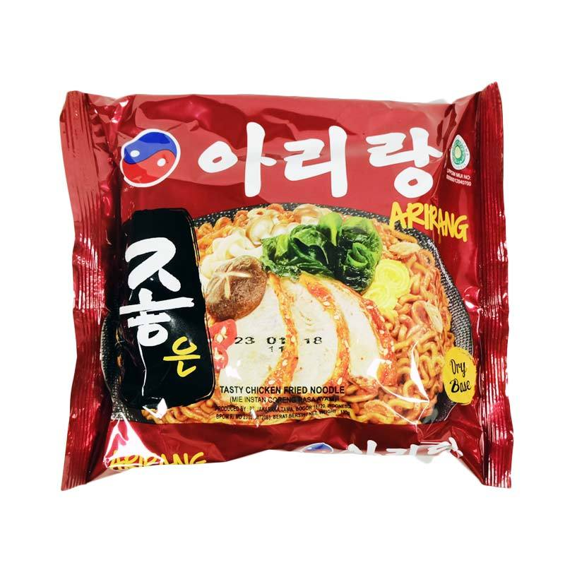 Arirang Chicken Fried Noodle Mie Instant