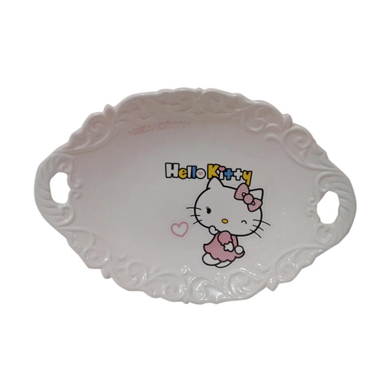 Hello Kitty HK-003 Shy Piring Pesta - Multicolor