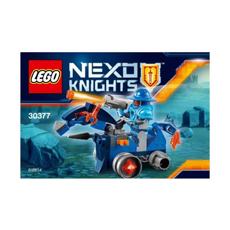 LEGO Nexo Knights 30377 Motor Horse Blocks & Stacking Toys