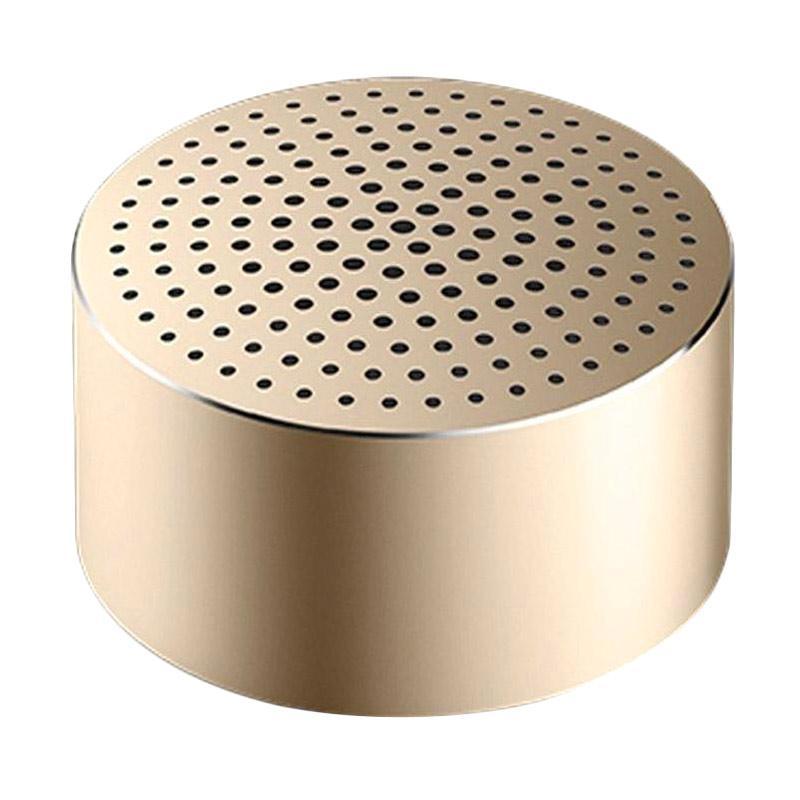 Xiaomi Mi Mini Bluetooth Speaker - Gold [Garansi Resmi]