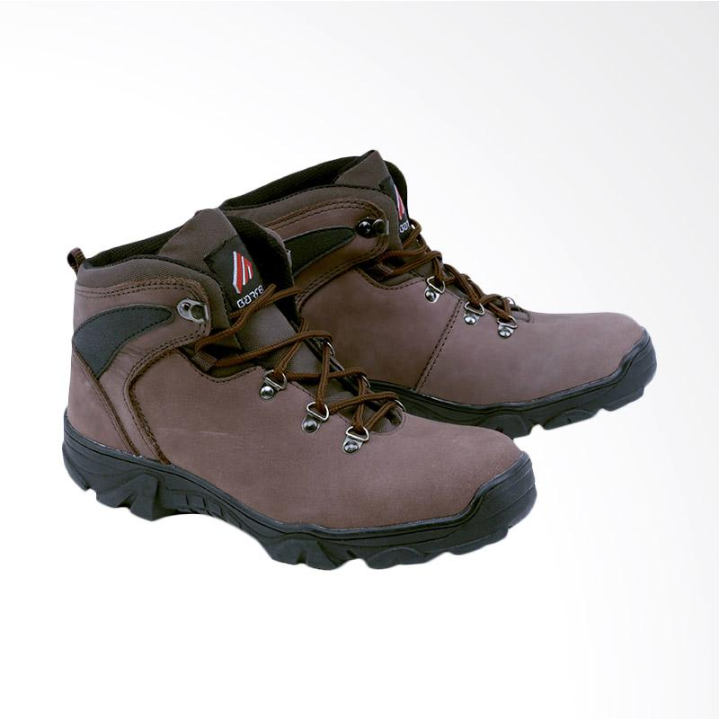 Garsel Sepatu Boots Pria GAJ 2007