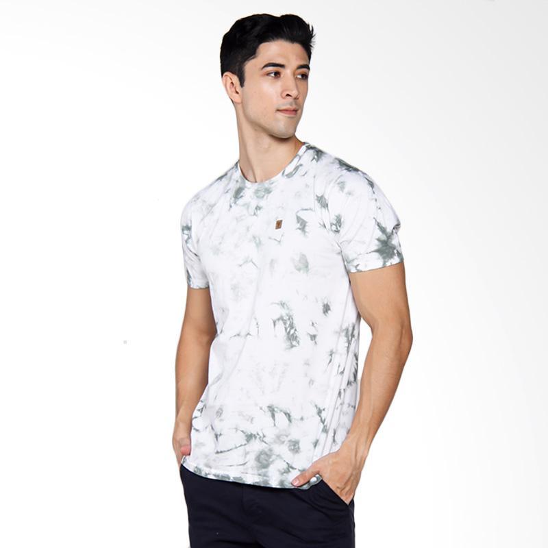 Famo 0604 T-shirt Pria - Green [506041712]