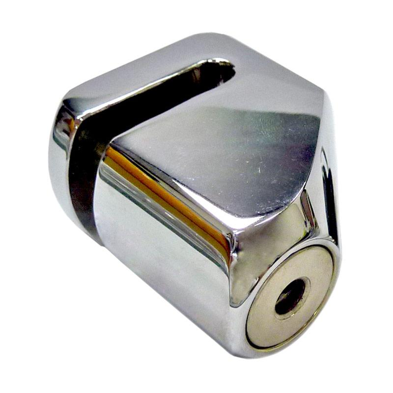 STEEL MARK Disk Lock Gembok - Silver