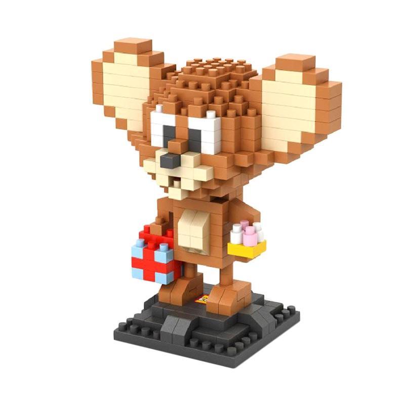 Loz Gift Large 9446  Mainan Blok & Puzzle
