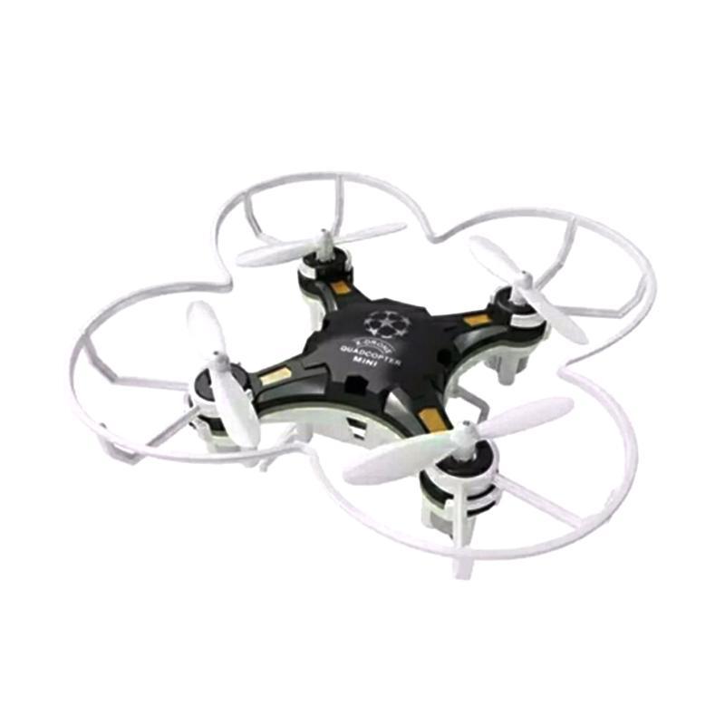FQ777-124 Drone - Hitam