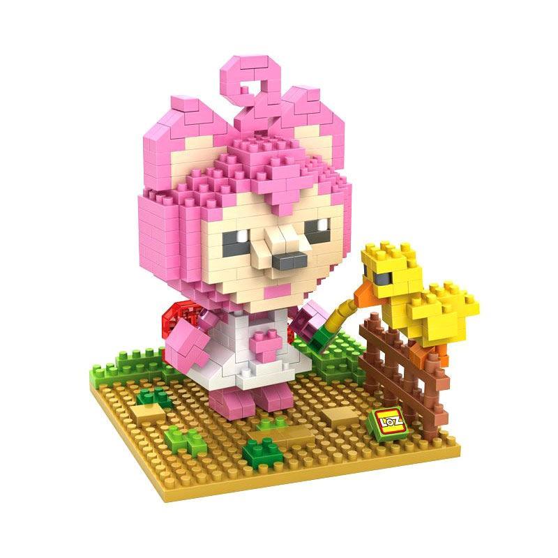 Loz Gift Pink 9492 Mini Blocks