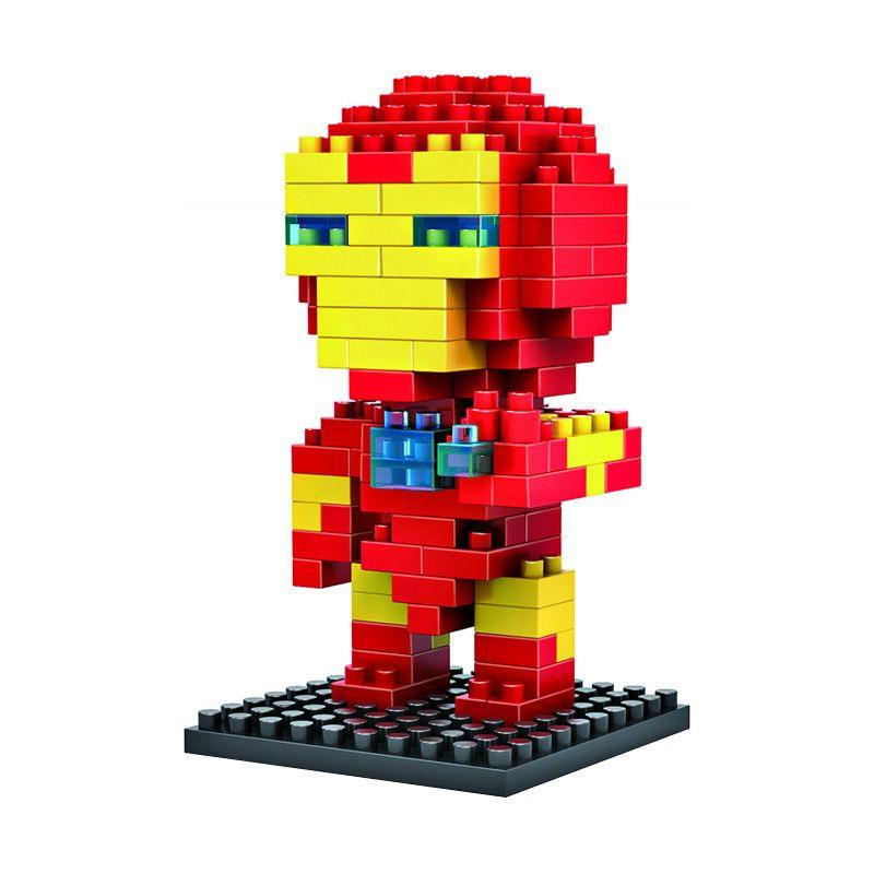 Loz Medium Robot 9158 Mini Blocks