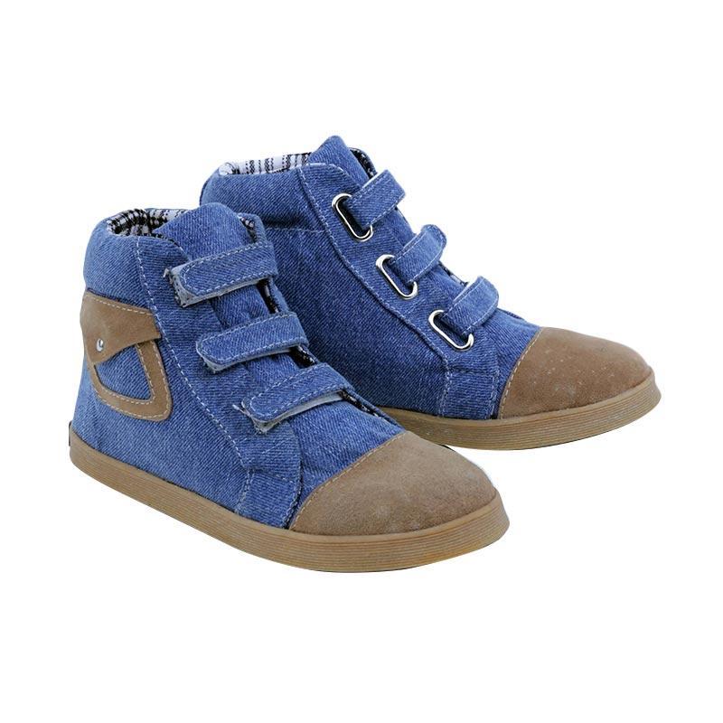 Garsel GDL 9512 Sneakers Sepatu Anak Laki-Laki