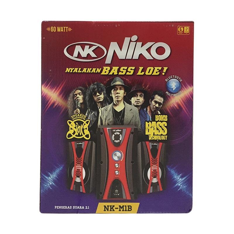 Niko Slank Edition NK-M1B Speaker Aktif - Kuning