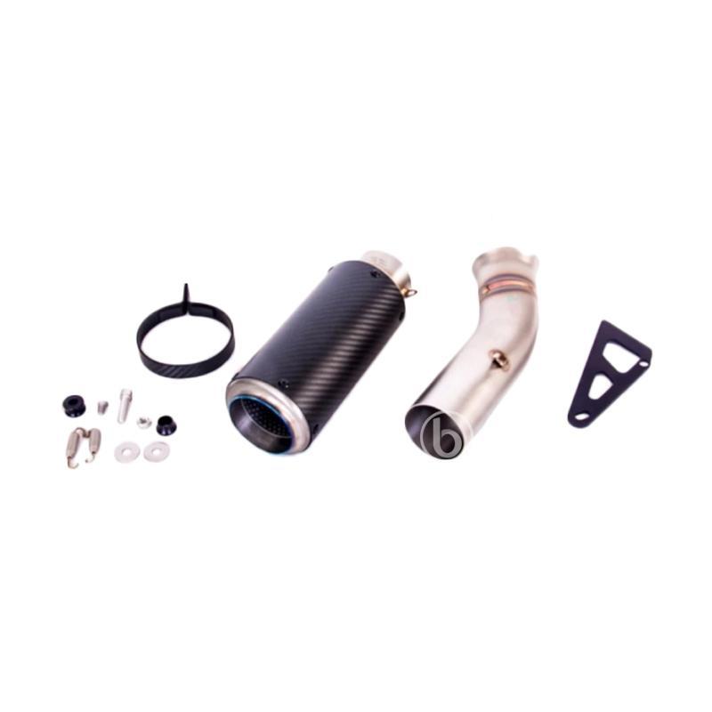 harga SC Project Carbon CRT Silencer Knalpot Motor for Ducati Hypermotard 821 Blibli.com