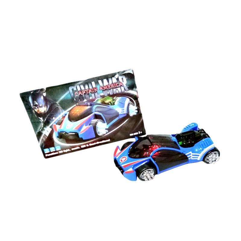 GCC Mobil Captain America Mainan Anak