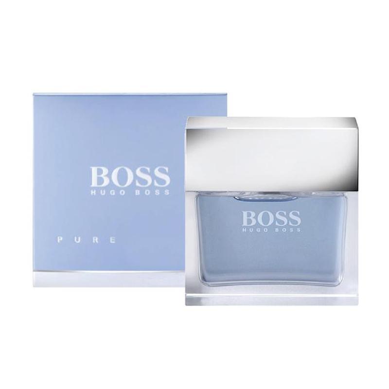 Hugo Boss Pure EDT Parfum Pria [75 mL]