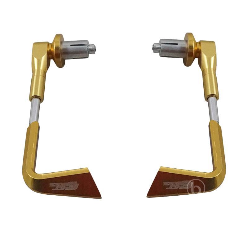 harga Fast Bikes CNC variasi Hand Guard Motor for Beat ESP - Gold Blibli.com