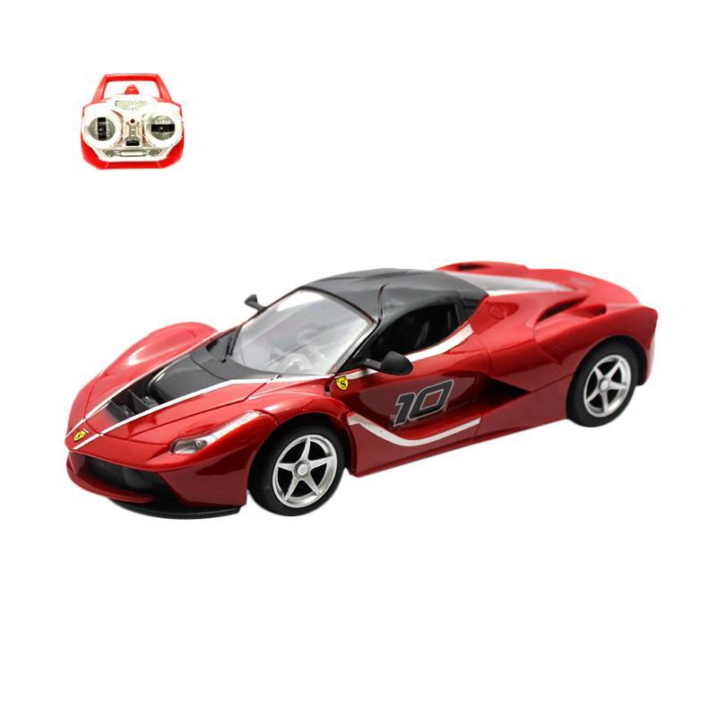 Yoyo RC La Ferrari Rally Car Mainan Remote Control