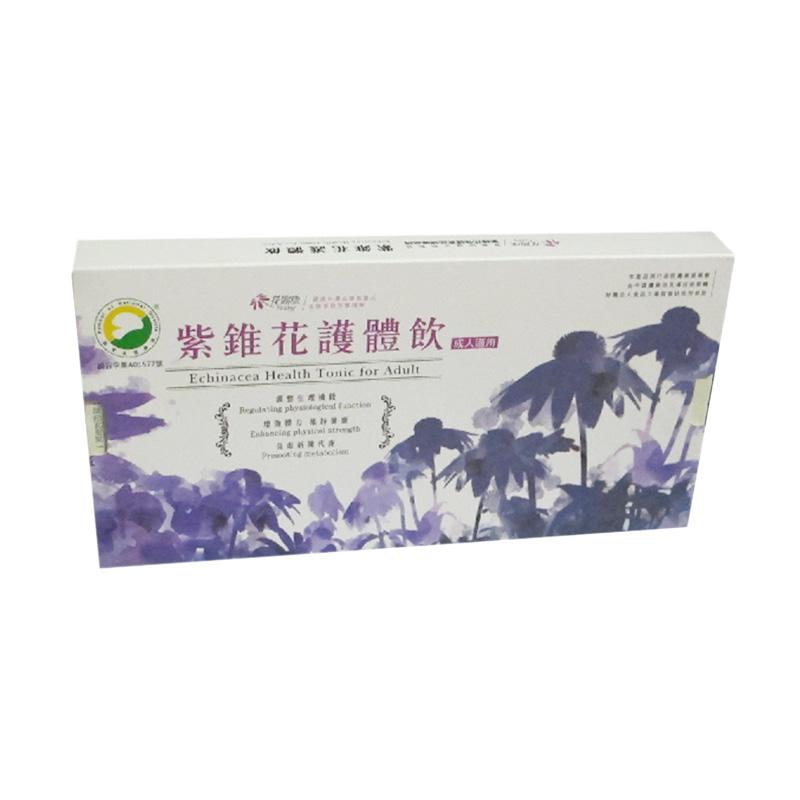 Dipin Echinacea Health Tonic for Adult Minuman Kesehatan [10 pcs]