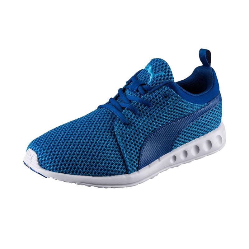 Jual Puma Carson Knitted Running Sepatu Olahraga Pria [189685-02] Online  November 2020 | Blibli.com