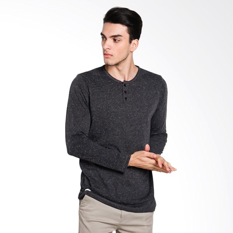 Famo 2312 Men T-shirt - Black [523121712]