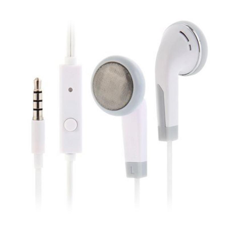 OPPO Handsfree Oppo L1430 MH126 MH123 Headset Oppo Earphone Oppo Original - Putih