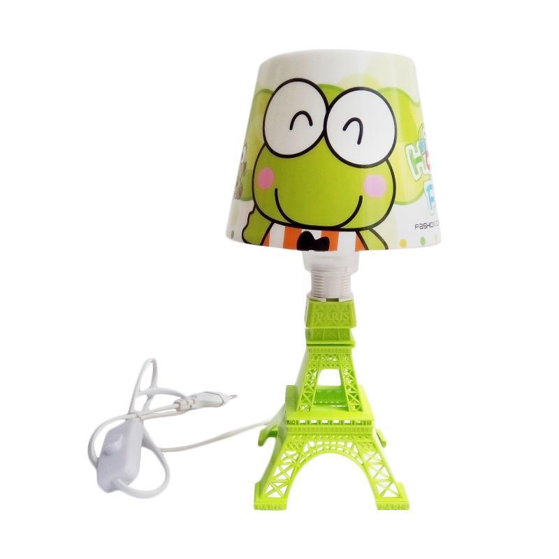 harga Kobucca Shop Paris Motif Menara Eiffel Keropi Lampu Tidur Proyeksi - Green Blibli.com