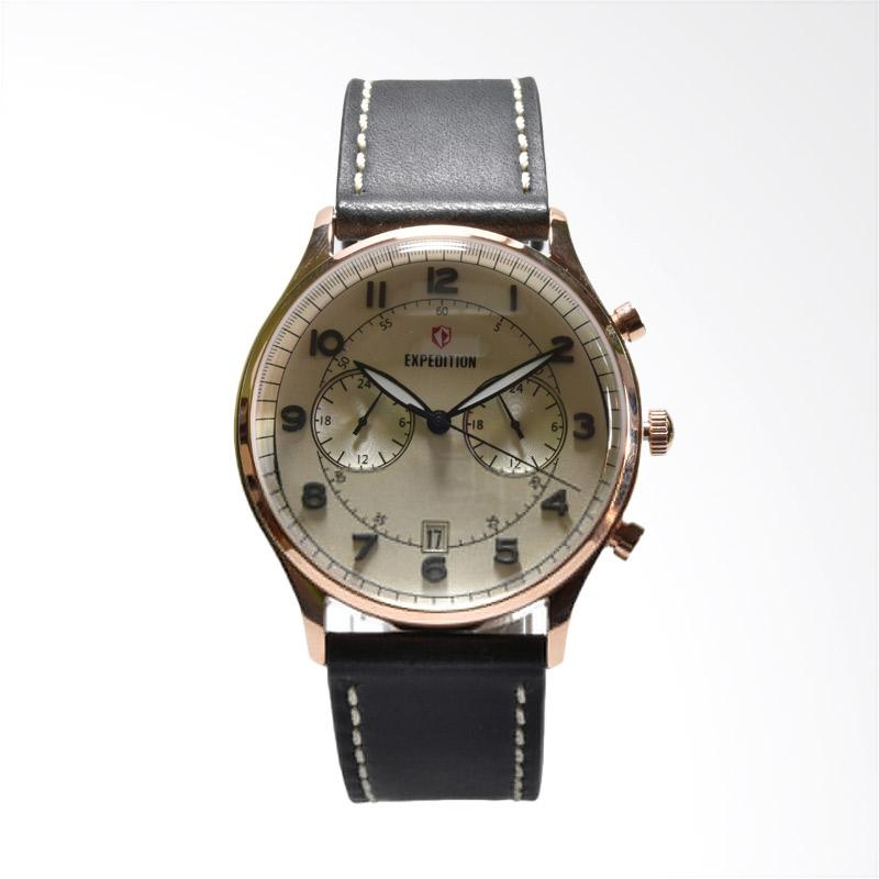 Expedition Jam Tangan Pria - Black [6749MCLRGSLBU]
