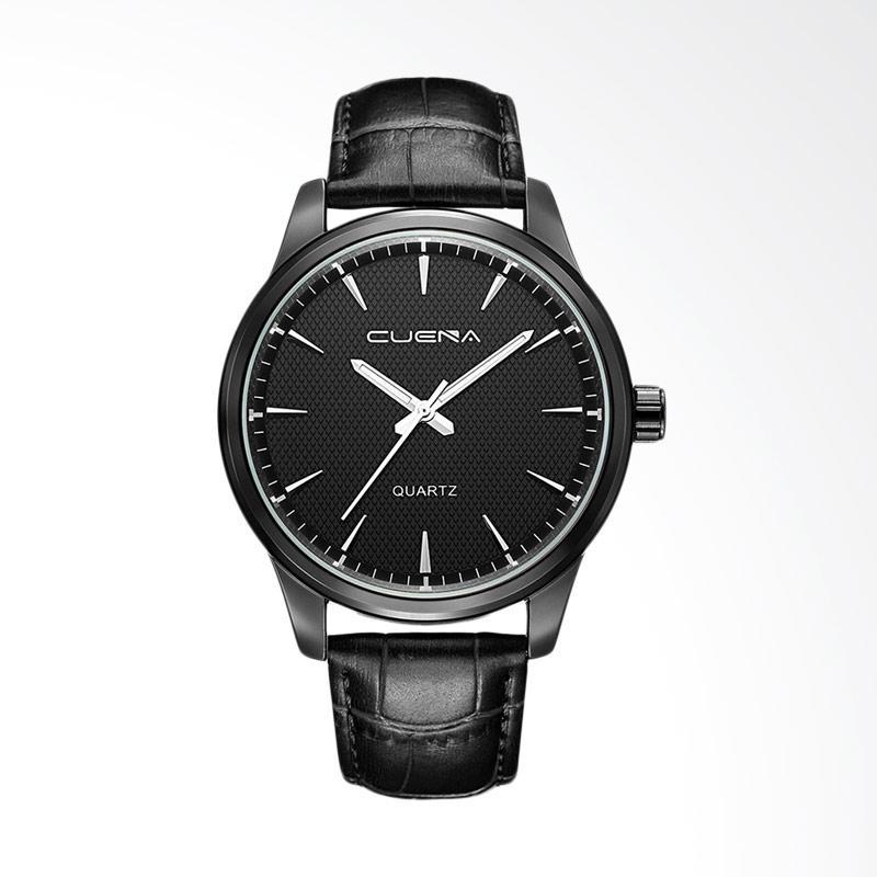 Harga baru Skmei New Fashion Men s Leather Strap Watch Black 9083 Source · Kelebihan Kekurangan