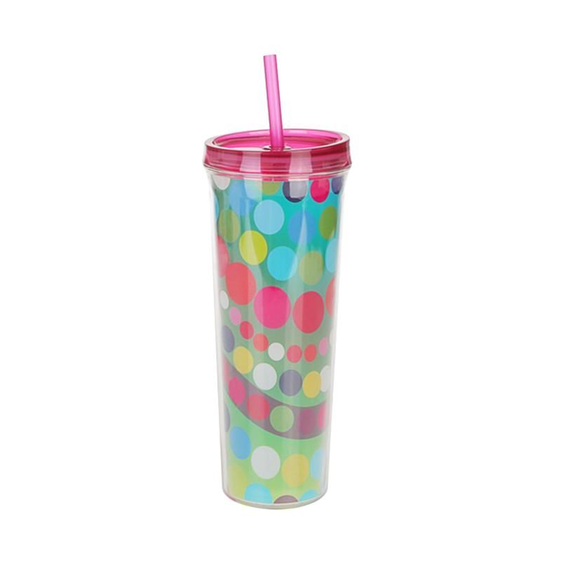 NEOFLAM Drinkup Straw Bindi Botol Minum [700 mL]