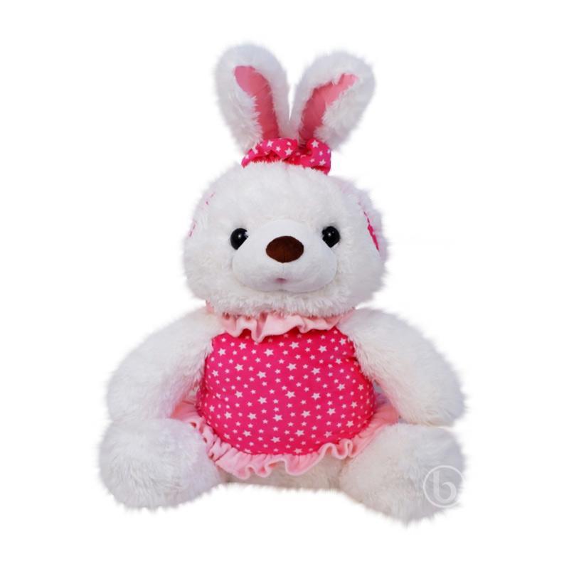 Istana Boneka Rabbit Star Fanta Sit Boneka [24 Inch]