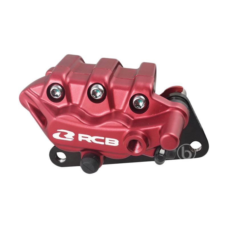 4 Buah 3d Merah Berguna Universal Mobil Rem Cakram Kaliper Depan Dan Source · Beli Brembo