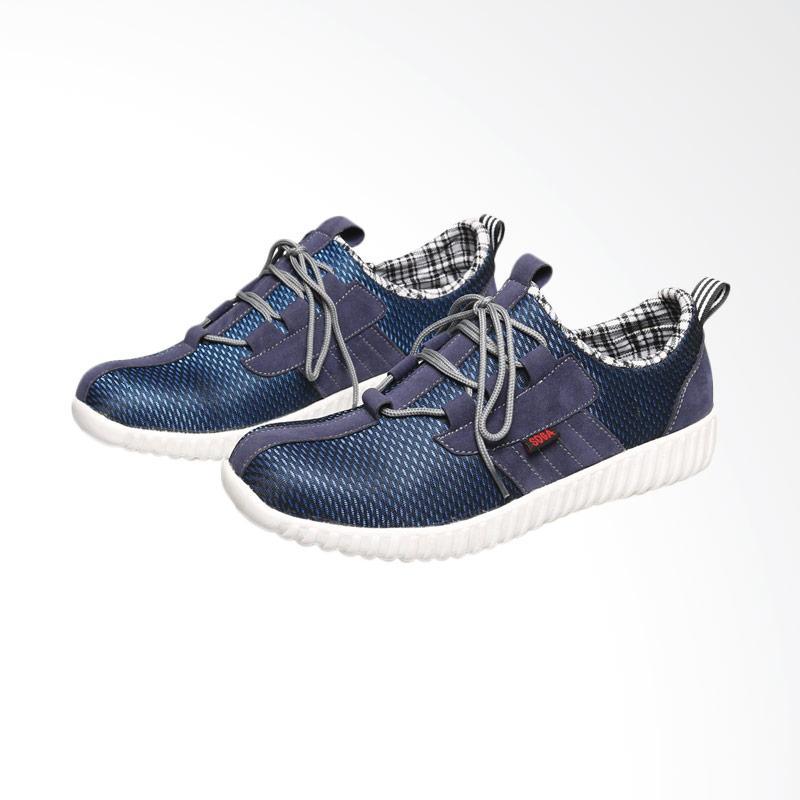 BSM SOGA Sepatu Snekers Pria BLG 500