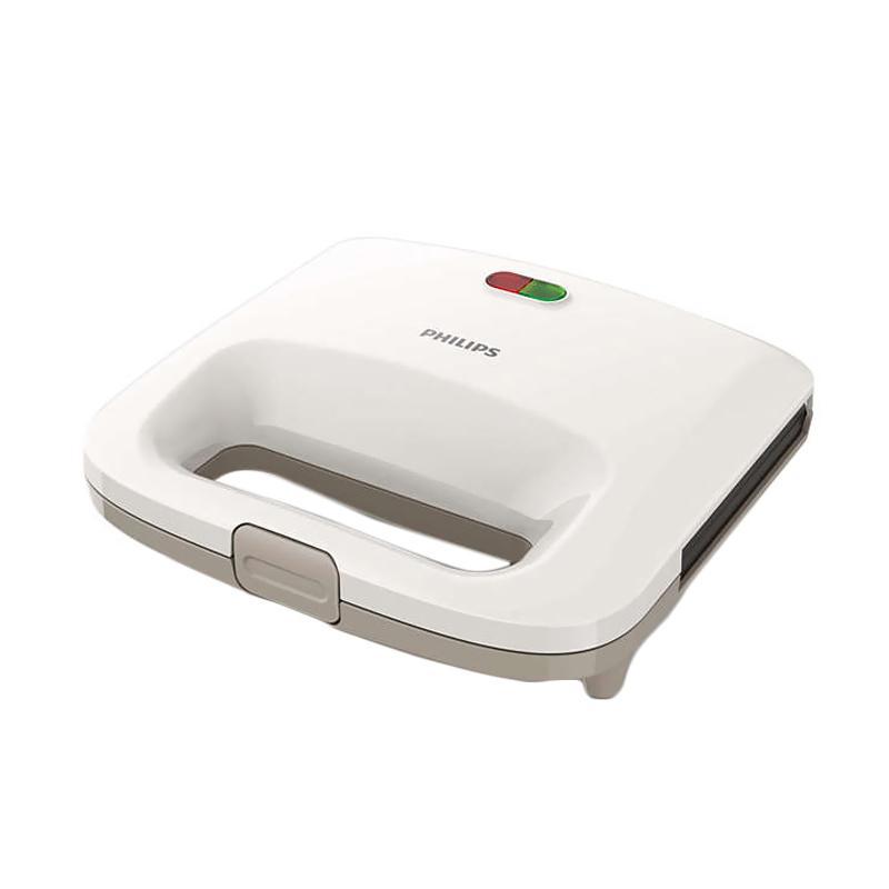 PHILIPS HD 2393/02 Sandwich Toaster - White