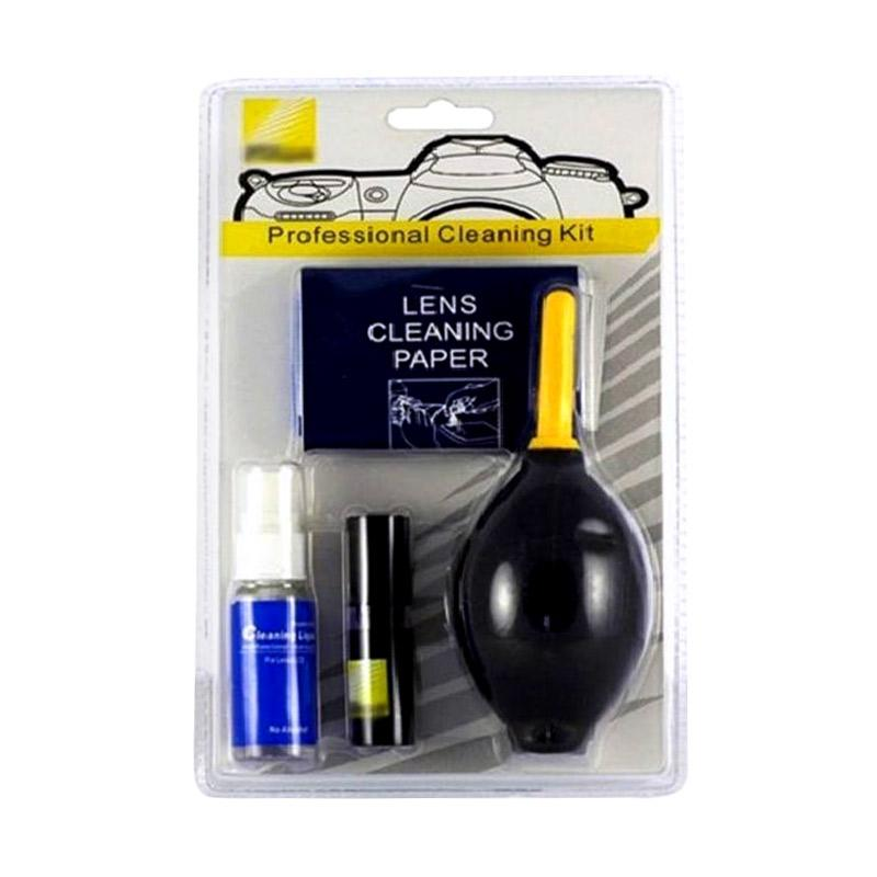harga Nikon Cleaning Kit Pembersih Lensa Blibli.com