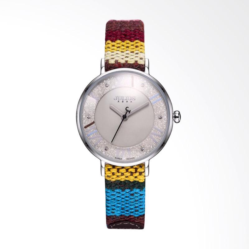 Julius JA-924-A Jam Tangan Wanita - Multicolor