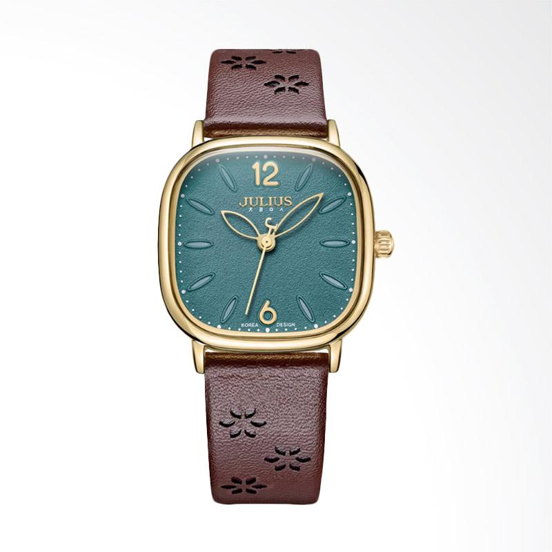 Julius JA-970-C Jam Tangan Wanita - Brown