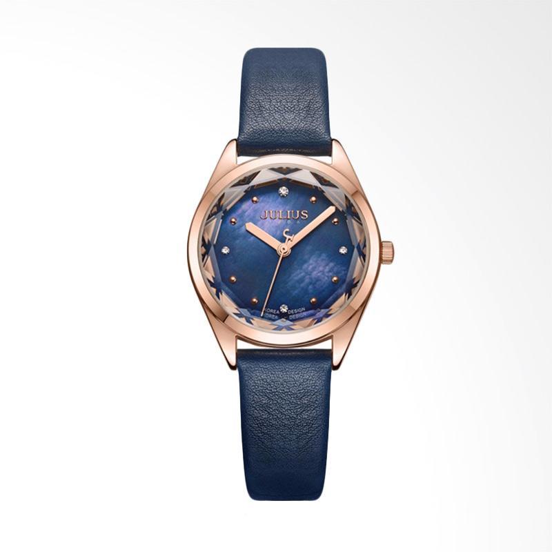 Julius JA-973-D Jam Tangan Wanita - Blue