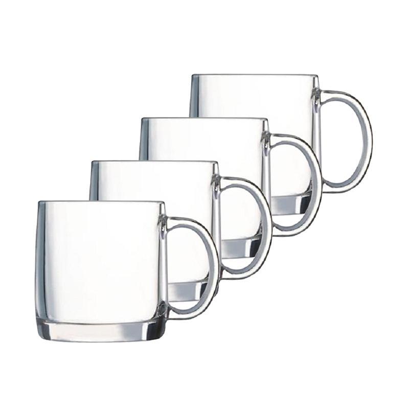 harga Luminarc 38CL Nordic Set Mug [4 pcs] Blibli.com
