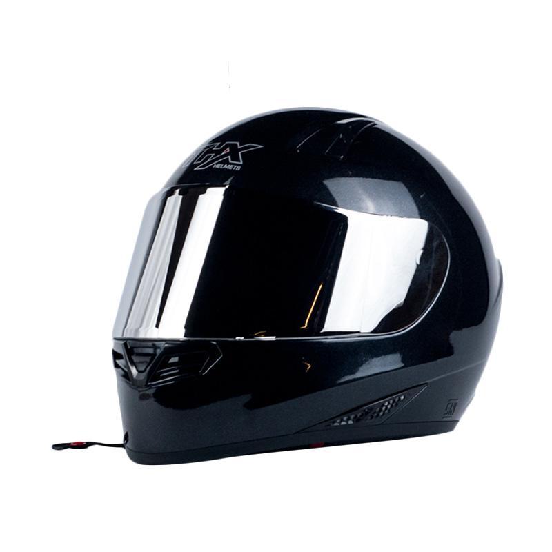 THX NF 300 Helm Full Face - Black Gloss Metallic