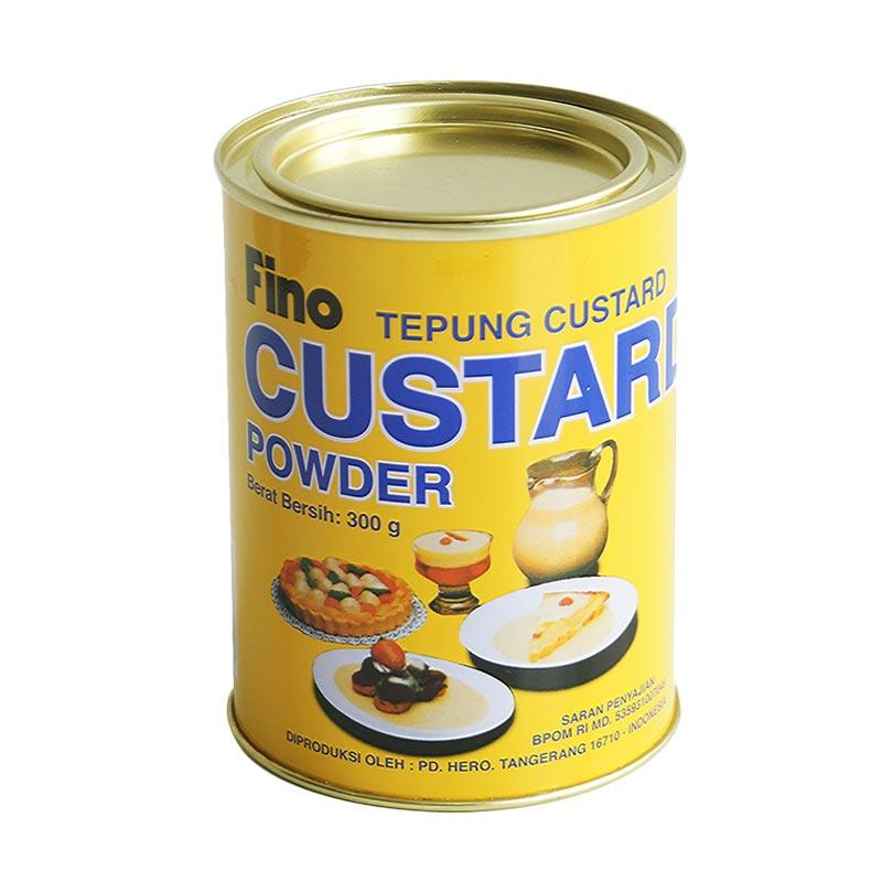 Fino Custard Powder Bahan Kue [300 g]